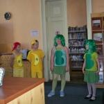 Dzień Żonkila w Bibliotece