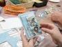 Biblioteczny rękodzielnik KARTKA OKOLICZNOŚCIOWA