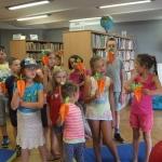Letnia przygoda w bibliotece