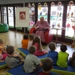 Maraton Czytania w Oddziale dla dzieci