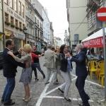 Narodowe czytanie w Cieszynie - happening czytelniczy