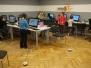 Roboty Finch w Bibliotece