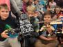 Roboty w cieszyńskiej Bibliotece