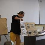 Spotkanie autorskie z Arturem Nowickim