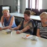 Spotkanie Dyskusyjnyego Klubu Książki