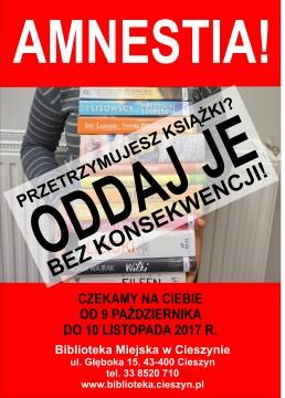 Amnestia 2017
