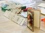 Biblioteczny Rękodzielnik - kartka vintage