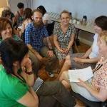 Zdjęcie przedstawia uczestników szkolenia.